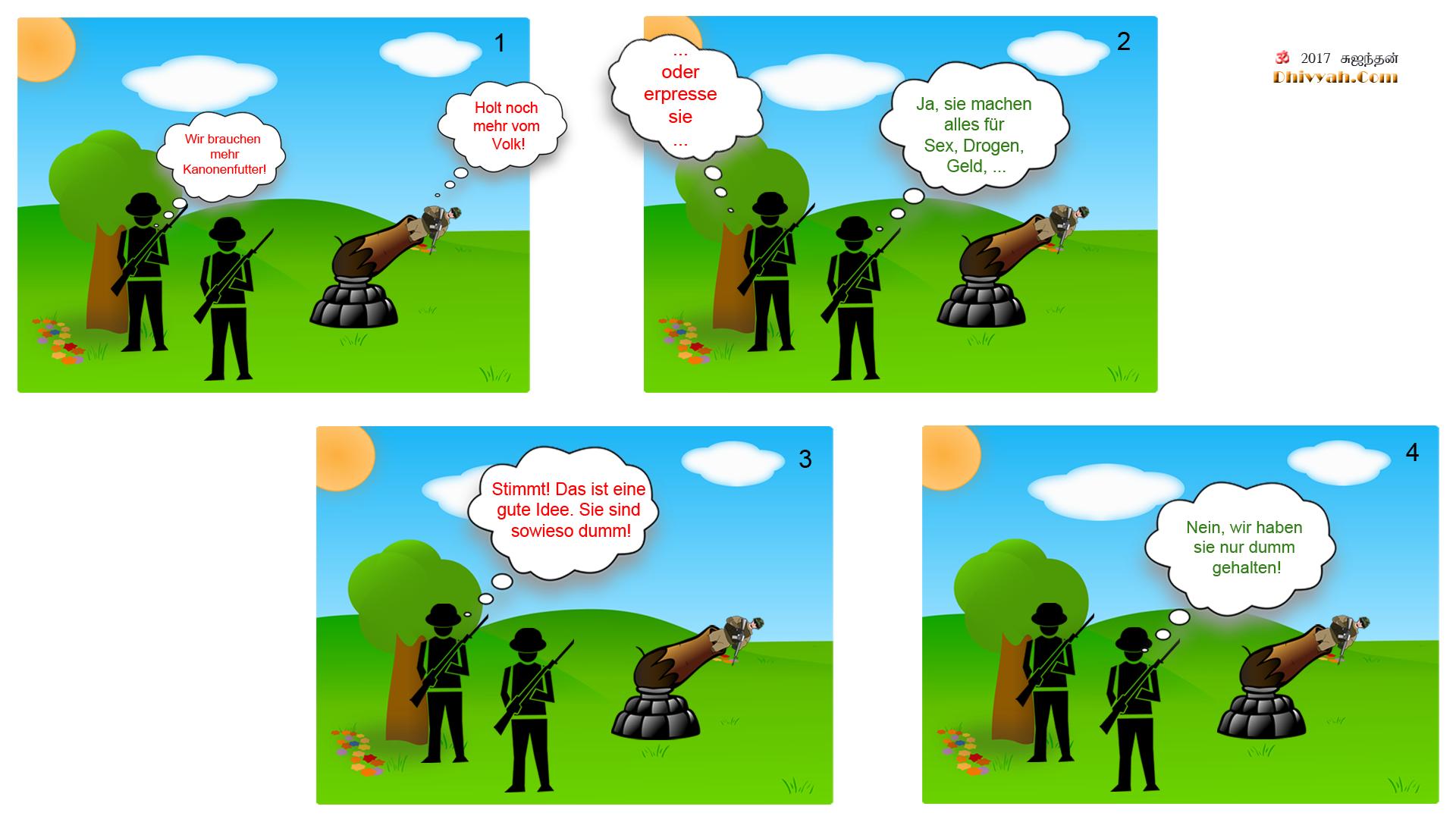 Kanonenfutter