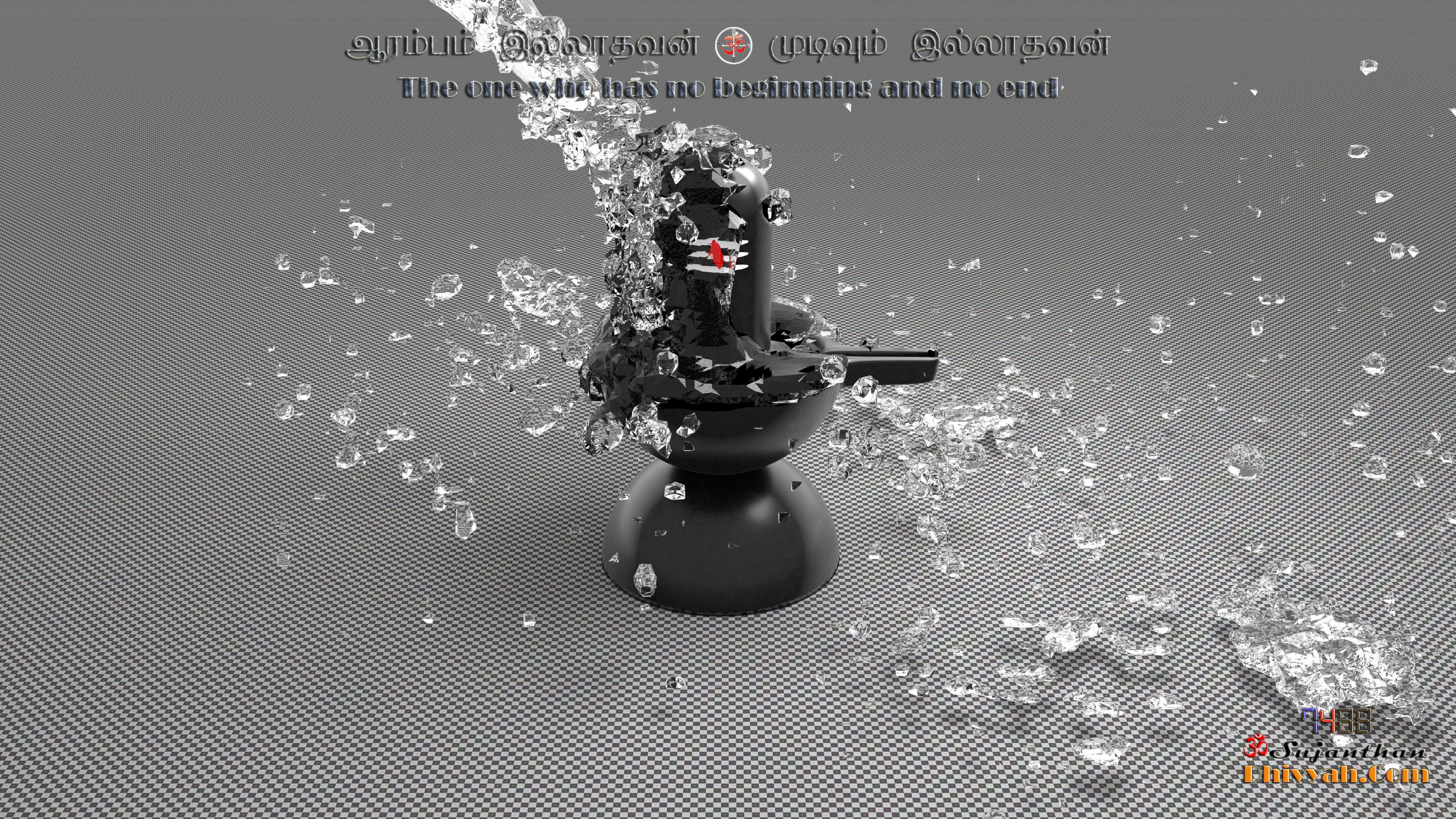 Shiva Linga Pooja