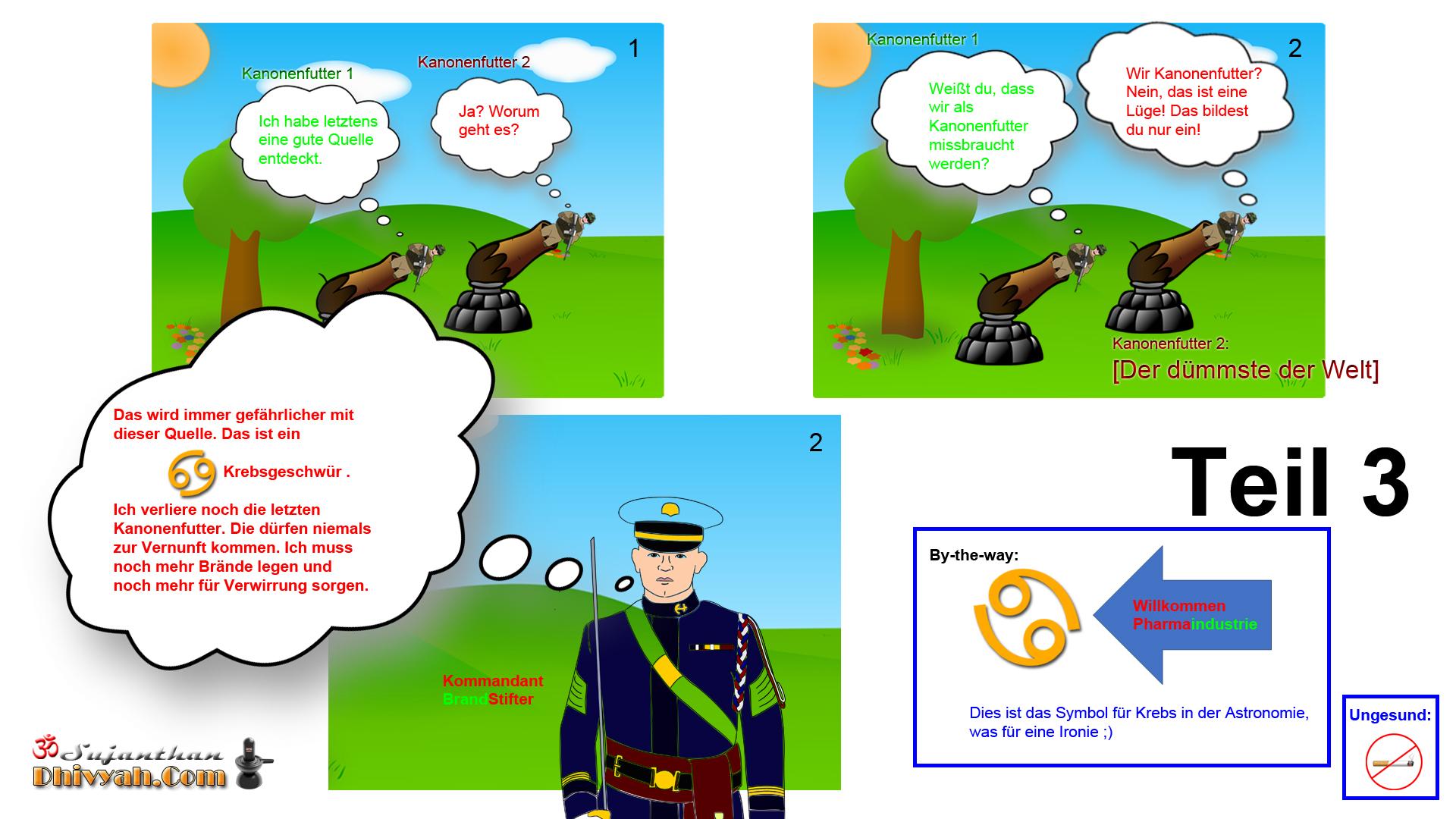 Kanonenfutter - Teil 3