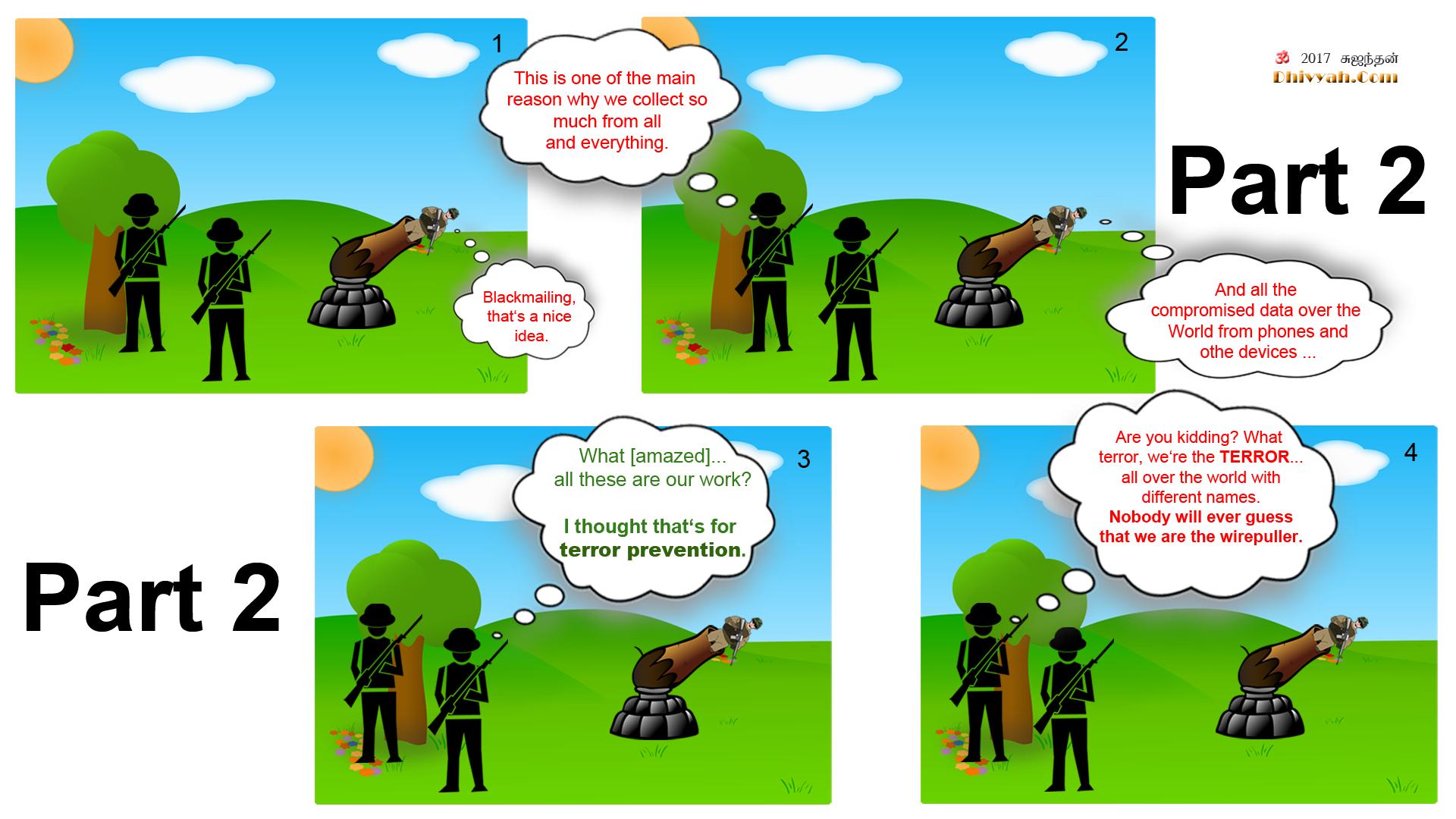 Cannon fodder - Part 2